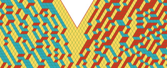 Random tiling