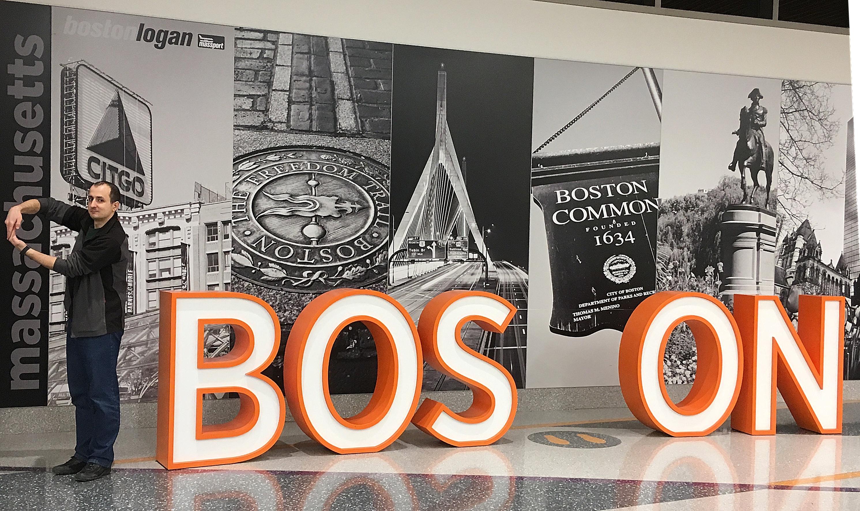 q-Boson sign